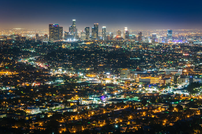 view-Los-Angeles-usa